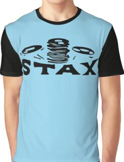 Stax Records Graphic T-Shirt