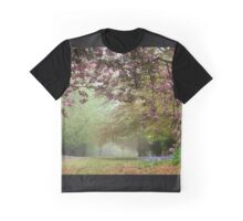 Spring Atmosphere on Queens - Mt Wilson Graphic T-Shirt