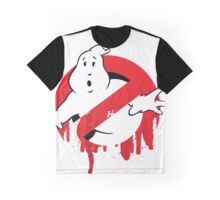 Ghostbusters drip Graphic T-Shirt