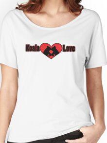 Koala Love #2 Women's Relaxed Fit T-Shirt