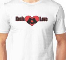 Koala Love #2 Unisex T-Shirt