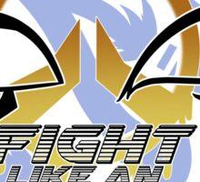 Fight like an Egyptian Sticker