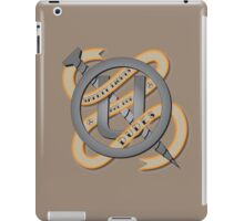 Holtzmann Knows Best iPad Case/Skin