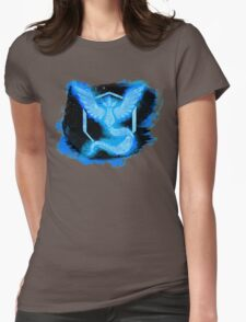 Go! Team Mystic! Womens Fitted T-Shirt
