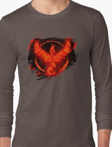 Go! Team Valor! Long Sleeve T-Shirt