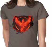 Go! Team Valor! Womens Fitted T-Shirt