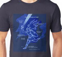 Full Armor of God - Warrior Girl 5 Unisex T-Shirt