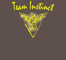Go! Team Instinct (Text)! Unisex T-Shirt
