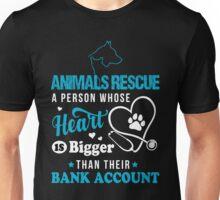 Animals, Animals Rescue, Animals Rescue shirt, animals rescue mug Unisex T-Shirt