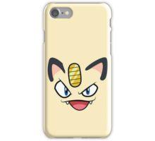 Meowthhhh iPhone Case/Skin