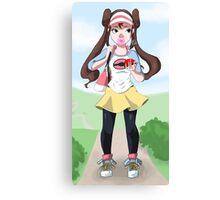 Pokemon Trainer Canvas Print