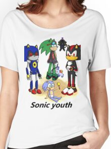 Sonic youth, to be young Women's Relaxed Fit T-Shirt