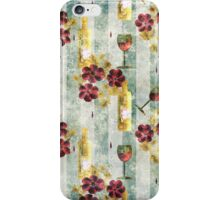 The wine lovers. iPhone Case/Skin