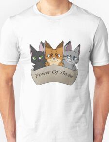 Power of Three Unisex T-Shirt