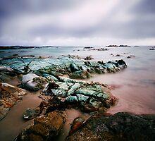 Nelson Bay........The blue Stones by Imi Koetz