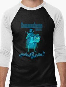 Ghost Whistle!  Men's Baseball ¾ T-Shirt