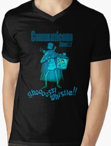 Ghost Whistle!  Mens V-Neck T-Shirt