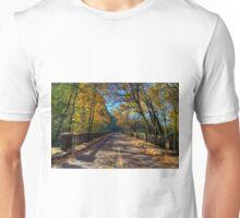 Historic Columbia River Highway Unisex T-Shirt