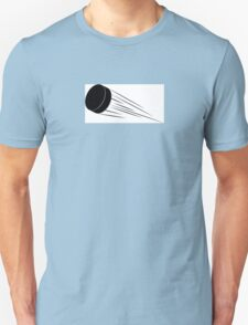 Ice Hockey Puck Unisex T-Shirt