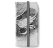 Csa Blanca Lily 2 iPhone Wallet/Case/Skin