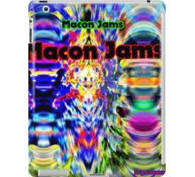 Macon Jams iPad Case/Skin