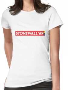 Stonewall '69 [block] Womens Fitted T-Shirt
