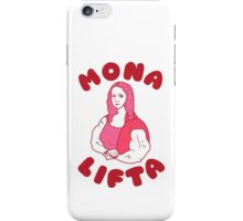 Mona Lifta iPhone Case/Skin