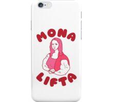 Mona Lifta iPhone Case/Skin