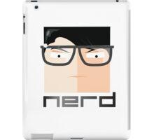 EMBRACE YOUR NERD iPad Case/Skin