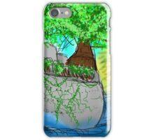 Ecotourism iPhone Case/Skin