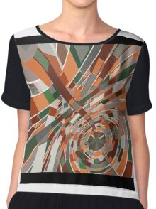 """StringTheory"" Women's Chiffon Top"
