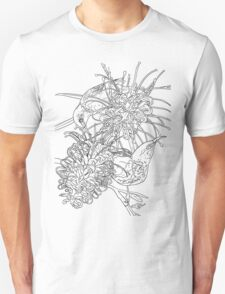 Australian Birds - Honeyeaters Unisex T-Shirt