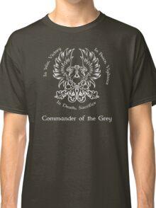 Commander of the Grey (light) Classic T-Shirt