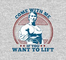 Arnold Come With Me Unisex T-Shirt