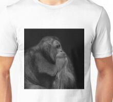 Orangutan Male Looking Up Unisex T-Shirt