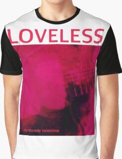 My Bloody Valentine Loveless Graphic T-Shirt