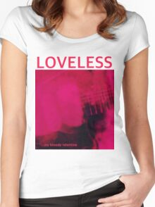 My Bloody Valentine Loveless Women's Fitted Scoop T-Shirt
