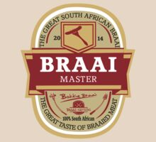 Braai Master - South African thing T-Shirt