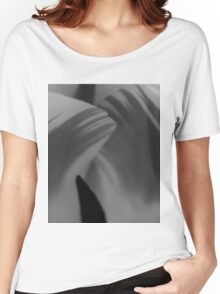 Tulip In BW Women's Relaxed Fit T-Shirt