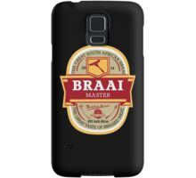 Braai Master - South African thing Samsung Galaxy Case/Skin