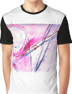 Ski Slope Graphic T-Shirt