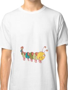 Friendly Caterpillar :) Classic T-Shirt