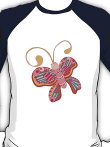 Lovely Butterfly T-Shirt