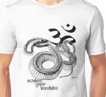 Yoga Kundalini Snake YogaMig Unisex T-Shirt