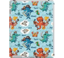 Let's be Pirates! iPad Case/Skin
