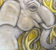White Elephant by Lynnette Shelley