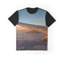 Flying into the Night Graphic T-Shirt