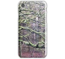 Twisted Trees iPhone Case/Skin