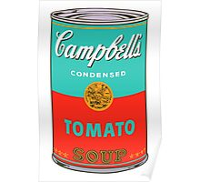 Campbell's Soup Can - Andy Warhol Print Poster