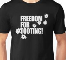 Freedom for Tooting! Unisex T-Shirt